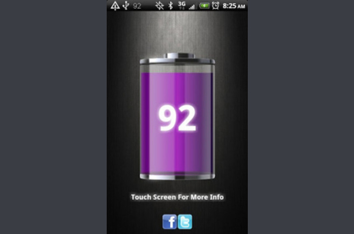 Talking Battery Widget Pro - Talking battery