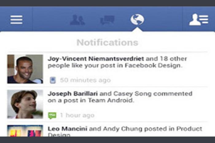 Zwiększona szybkość klienta Facebooka 2,0