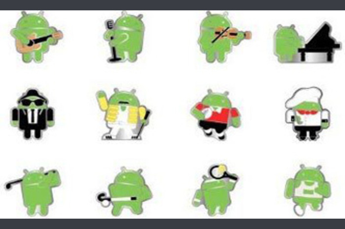 قدمت جوجل قائمة من أفضل البرامج لالروبوت عام 2012