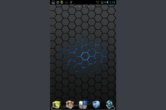 Next Launcher Theme HD for Go