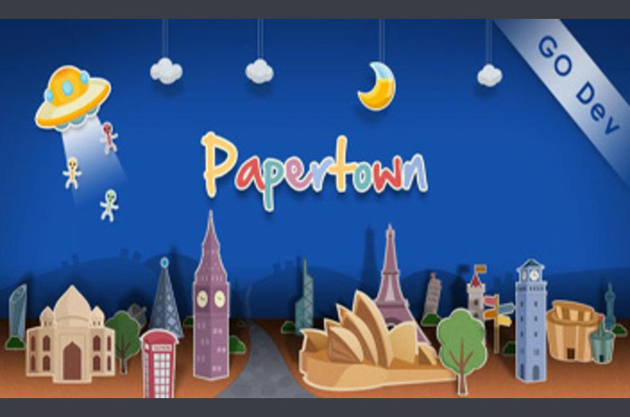 Papertown Super Theme GO