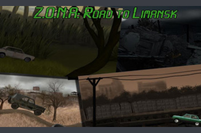 ZONA Road to Limansk HD - Chernoblskaya Zone