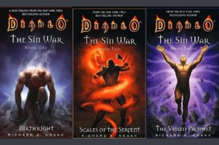 Diablo - Trilogy