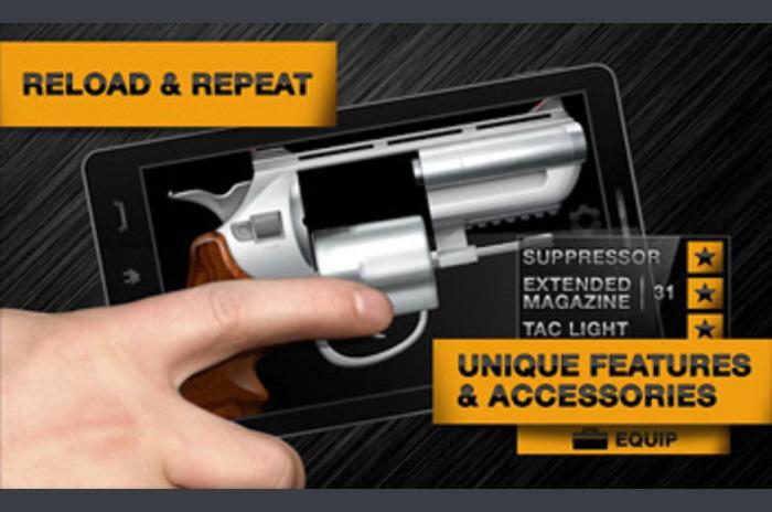 Arme de foc Weaphones Simulator