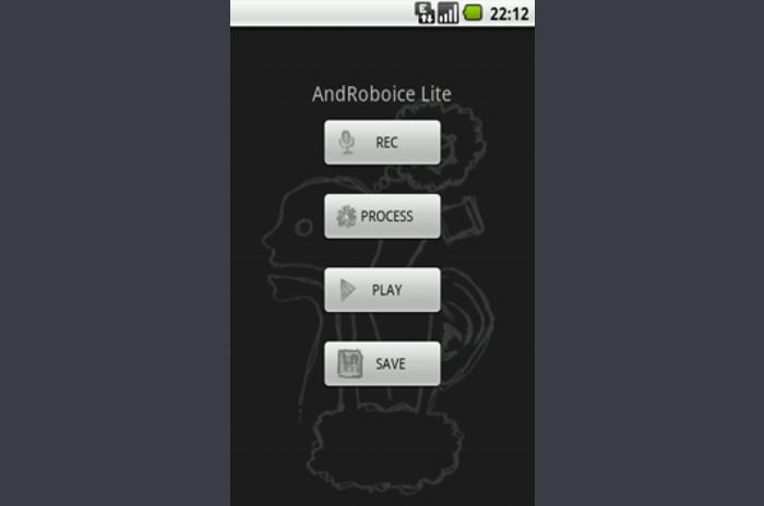 Lite AndRoboice