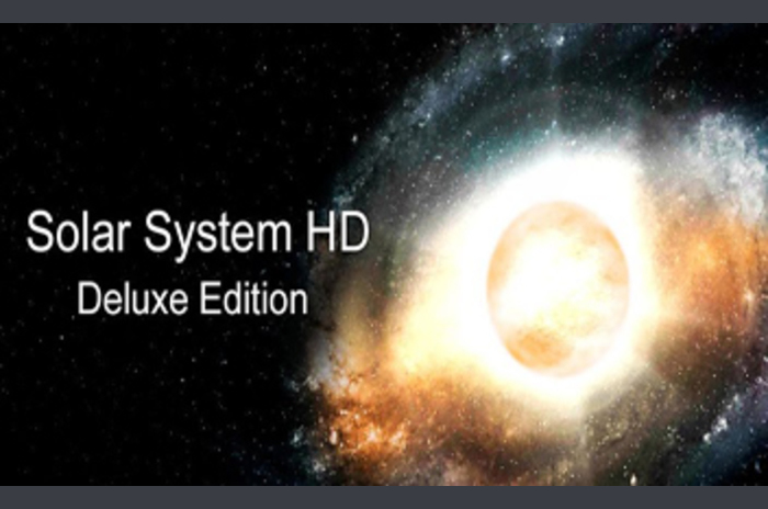 Système Solaire HD Deluxe Edition