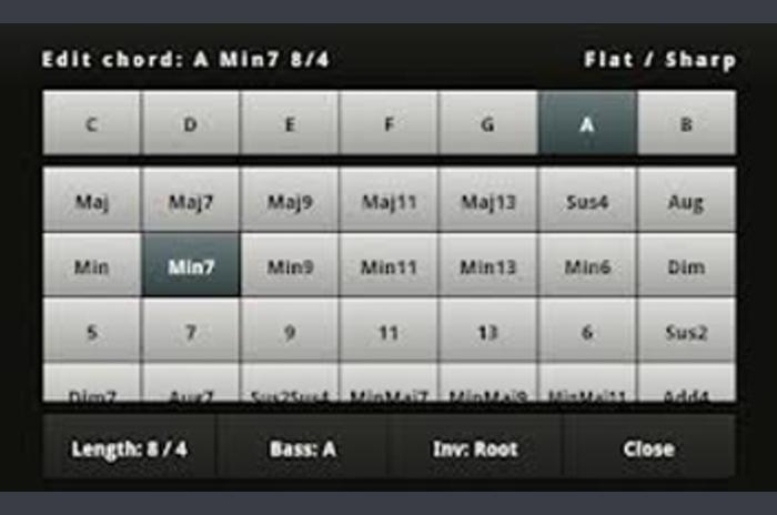 Chordbot - кишеньковий акомпаніатор