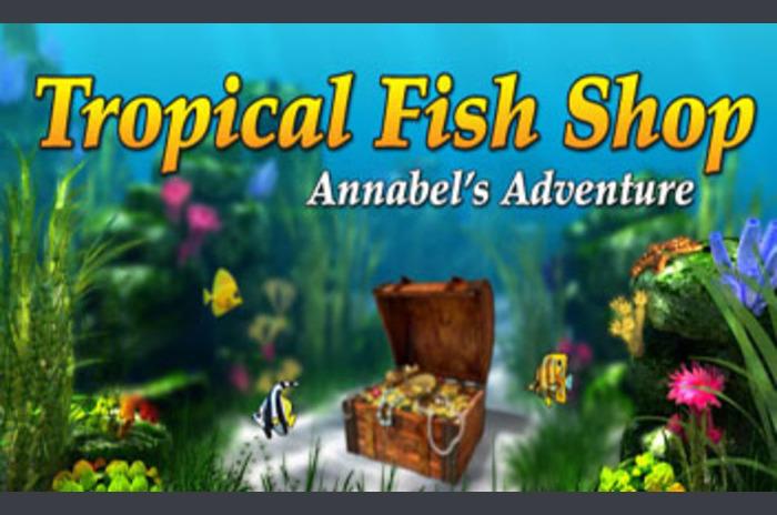 ร้านปลาเขตร้อน