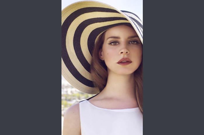 Lana del Rey live Pozadine
