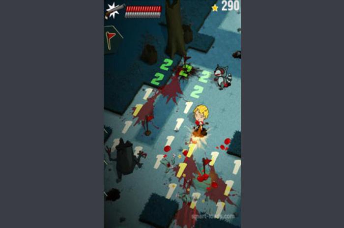 Zombi Minesweeper