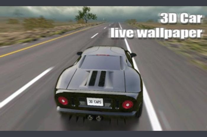 3D سيارة لايف للجدران