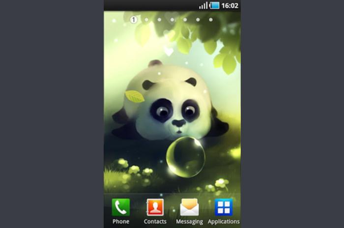Panda boulette Lite
