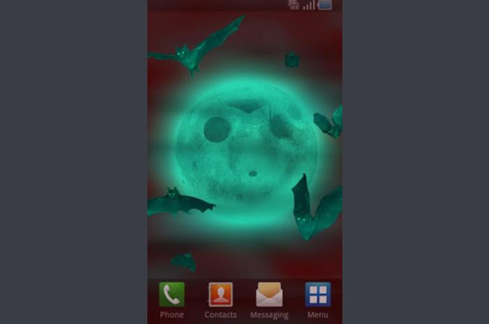 Moonlight duhova.  Nightmare LPW