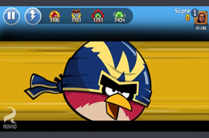 Angry Birds Prieteni