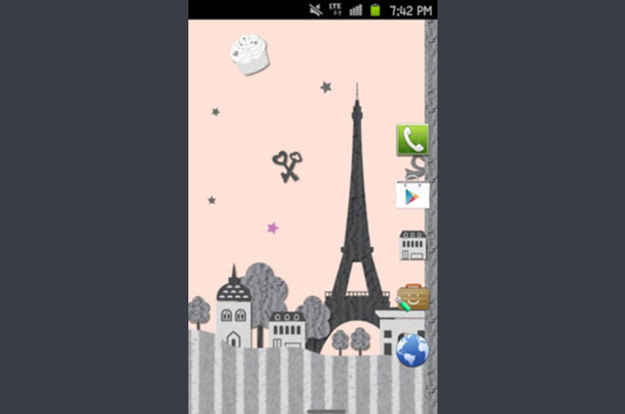 Paris Tema