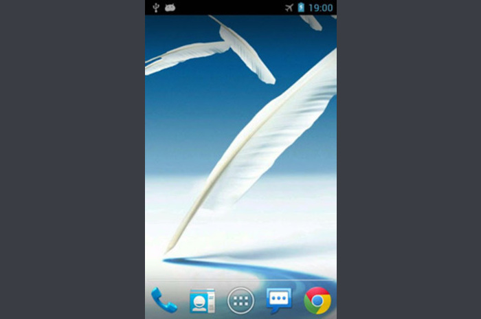 Galaxy Note 2 Live Wallpaper