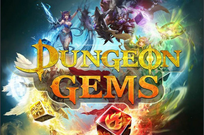 Dungeon Gems - Kunstschatten Dungeon