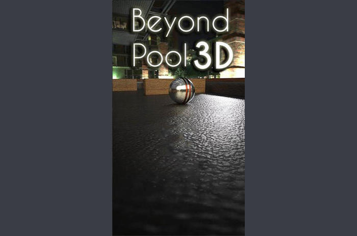 Au-delà de la piscine 3D: Hole in one