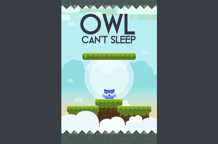 Owl Can not Sleep!