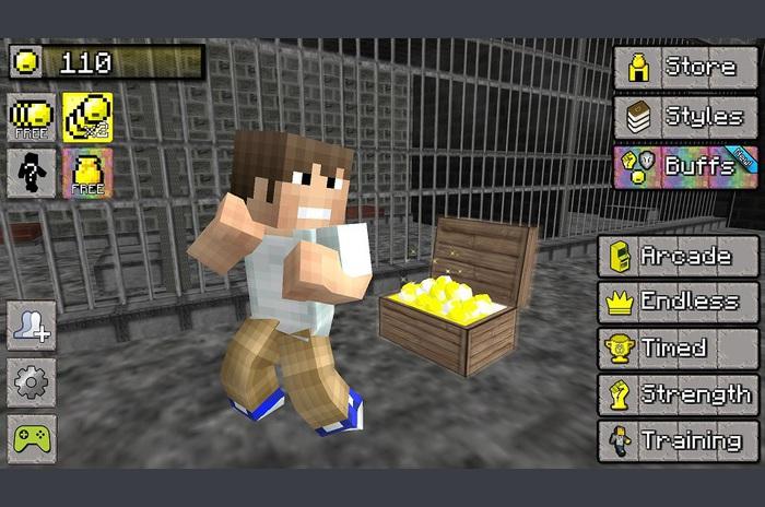 Pixel borac 3D