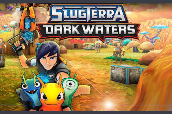 Slugterra Dark Water