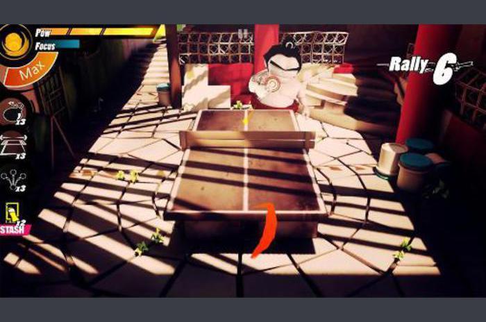Potencia de Ping Pong