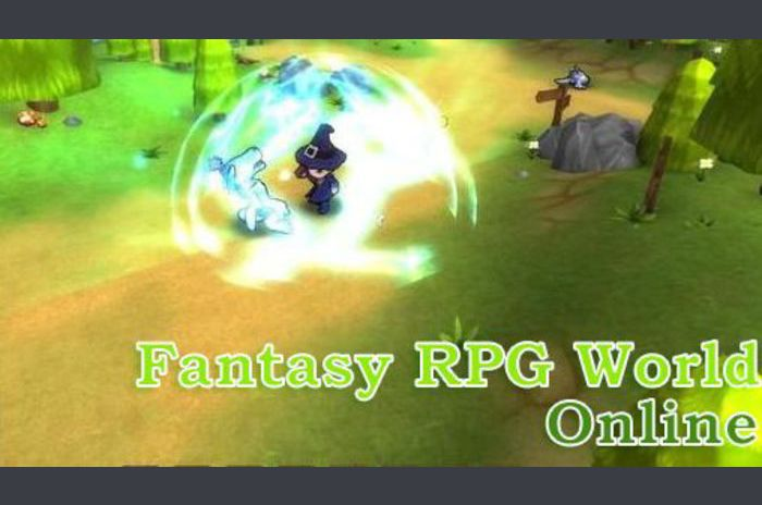 Fantastique RPG World Online