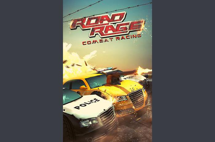 Road rage: Combat Racing