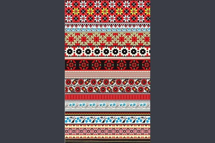 Ornamente din Ucraina live WP