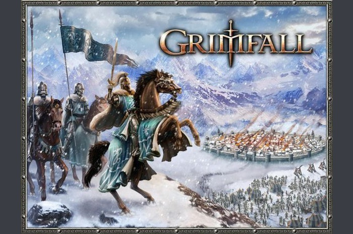 Grimfall: strategispel