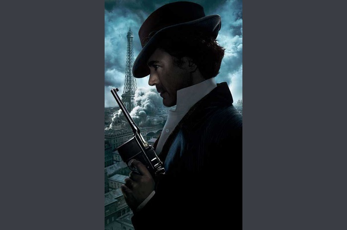 Sherlock Holmes Promo Live Wallpapers