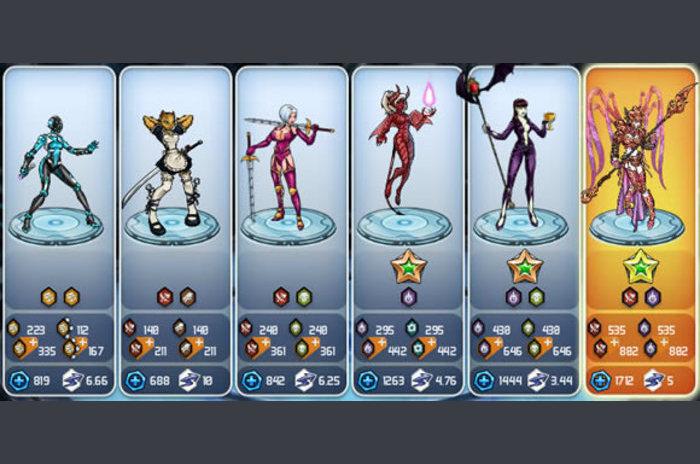 Mutantes: Gladiators genéticos