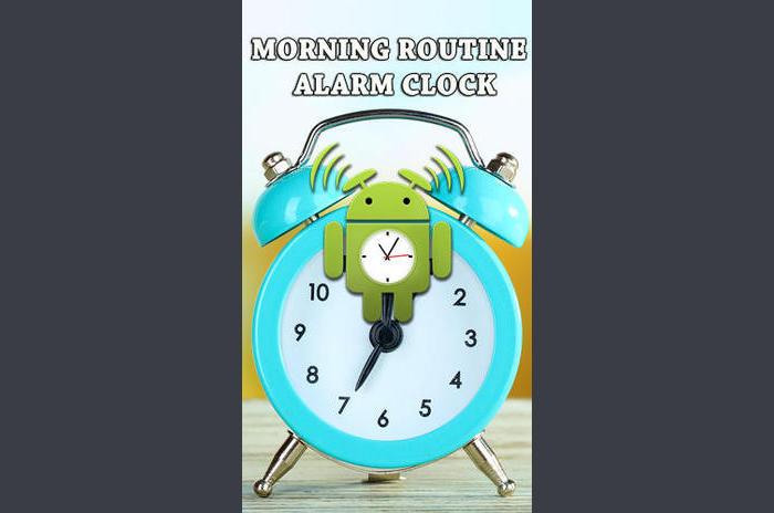 Jutarnja rutina: Budilica
