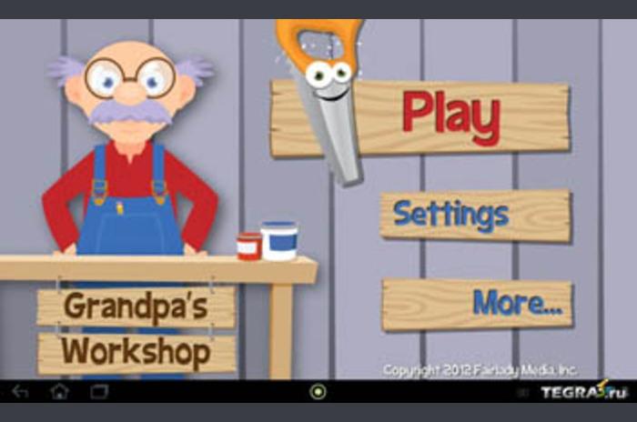 Opa's Workshop