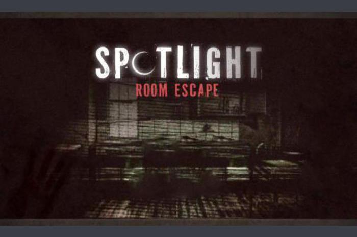 Spotlight: Oda kaçış