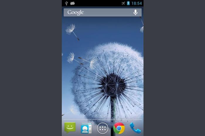 Galaxy S3 Paardebloem LWP