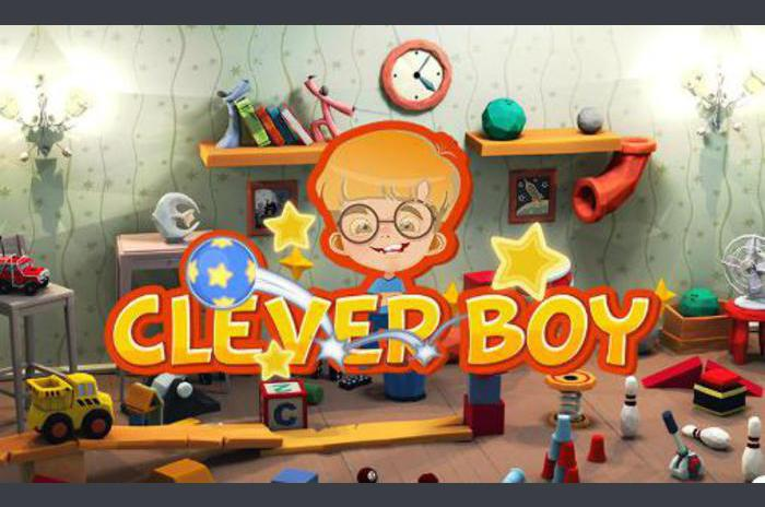 Clever boy: Puzzle challenges