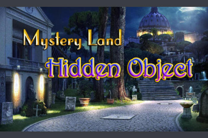 Mystery land: Hidden object