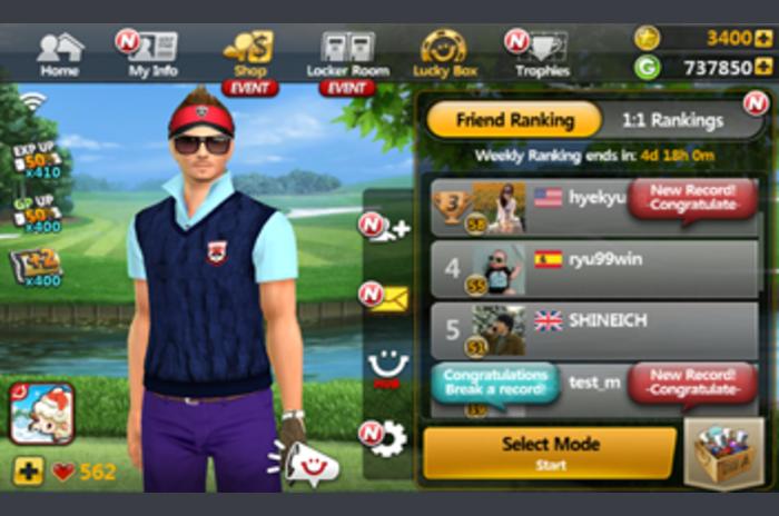 Golf zvijezda