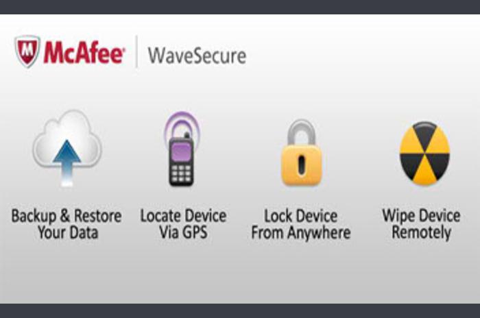 مكافي WaveSecure