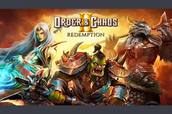 Sipariş & Chaos 2: Redemption