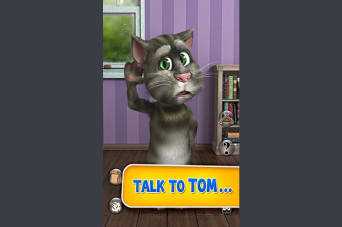 Tom Cat 2 Ücretsiz Talking