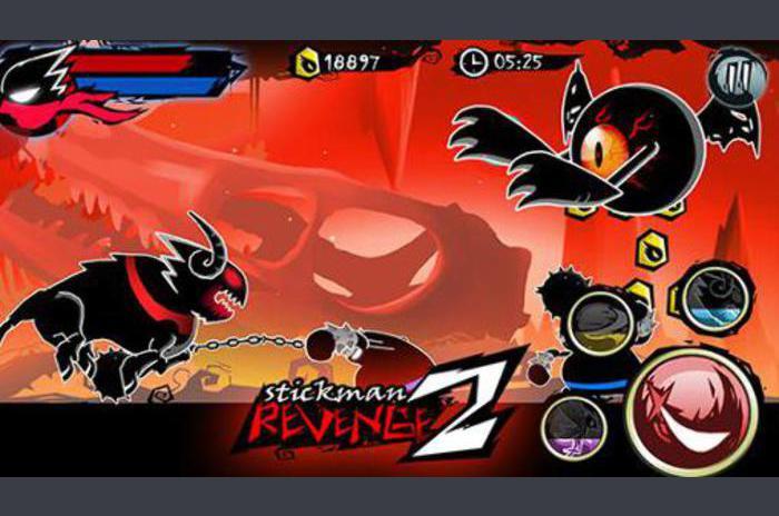 Răzbunare Stickman 2