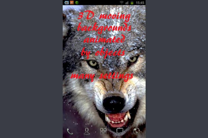 Wolf Look LWP
