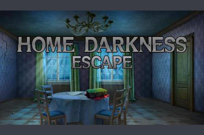ความมืดหน้าแรก: หนี