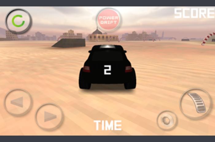 Čista Drift