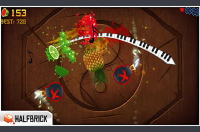 Fruit Ninja gratuit