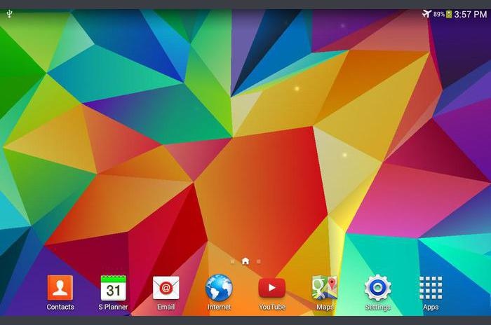 Galaxy S5 3D Live Wallpaper