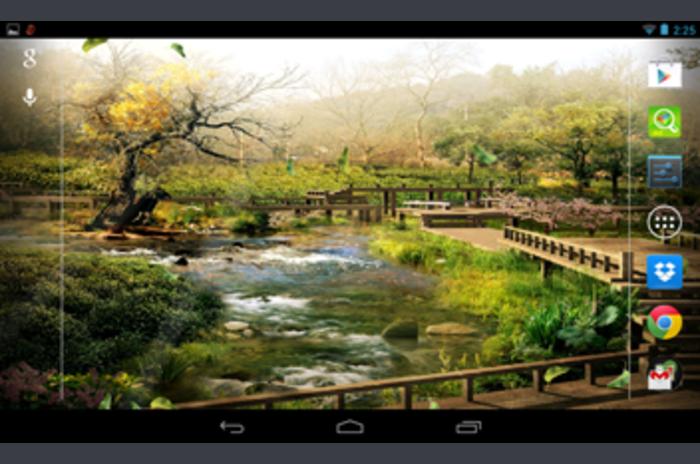 Japan landskap