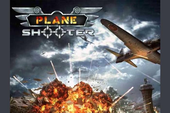 Samolot Shooter 3D: War Game